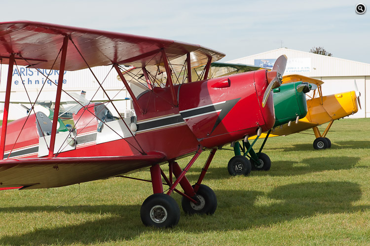 Stampe SV4C, Persan Beaumont, 2007